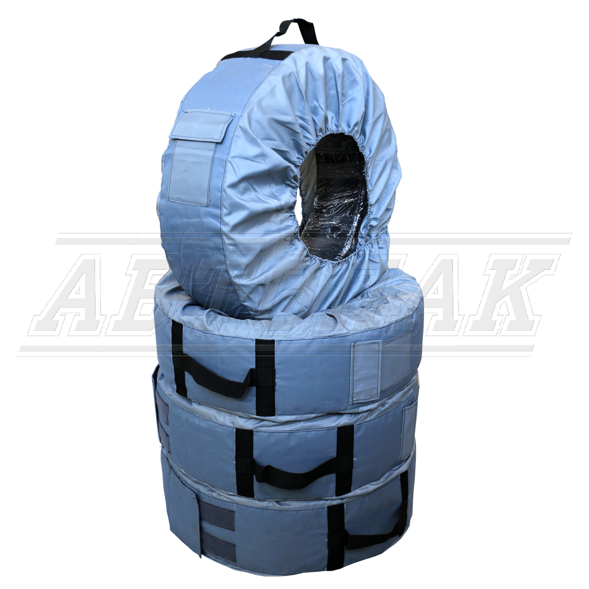 Wheel storage covers