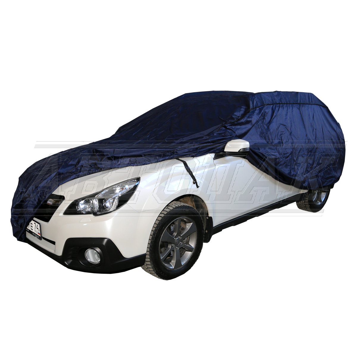 Cover for the entire car